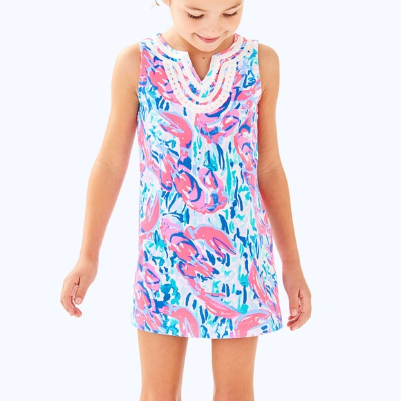 258fb87737a5e6 Lilly Pulitzer Dresses | Nwt Mini Harper Knit Shift | Poshmark